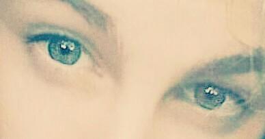 Foto dei tuoi occhi