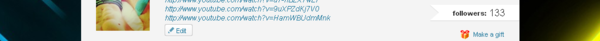 screenshot Followers