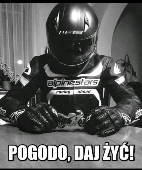 Jak ja kocham motocykle