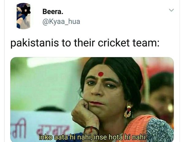 Jee kya khayal hen pakistani team ke barey mey