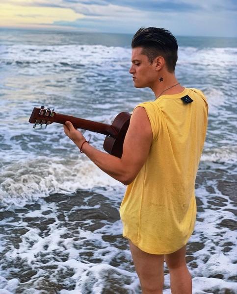 La música y la naturaleza es la combinación perfecta para expresar lo que
