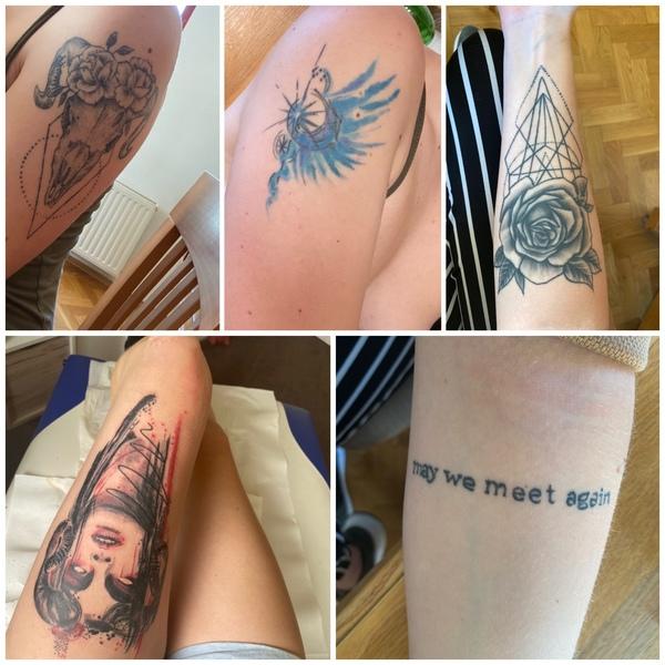 Máte nějaké tetování Popř Jaké