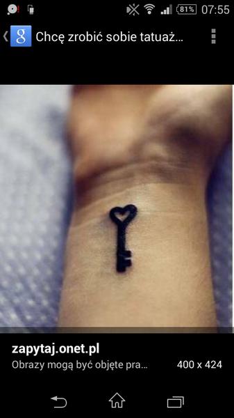 Wyobraź sobie że dziś robisz sobie tatuaż co to będzie i gdzie