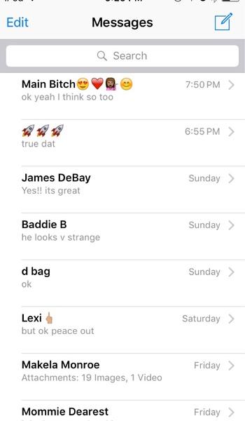 pap messages