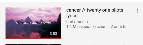Qual è la canzone che ti fa pensare