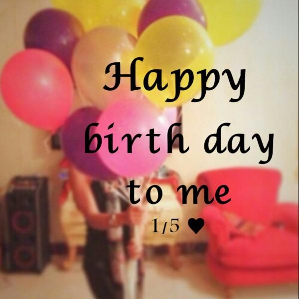 ابي صوره مكتوب عليها هابي بيرثداي تو مي Happy Birthday To Me Ask Fm Ana1414