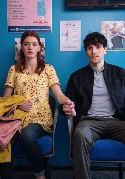 Nowe zdjęcie Colina z serialu Three Families