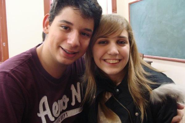 9  Uma foto com alguém que você ama