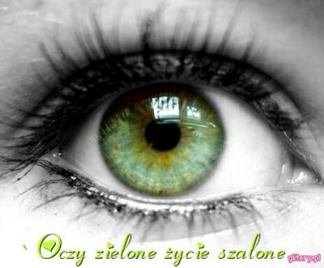 Jaki masz kolor oczu 3