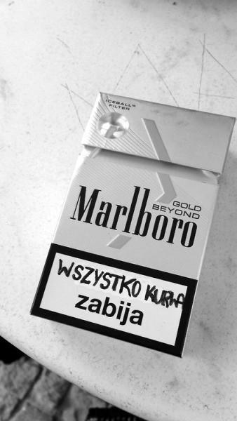 Palisz papierosy