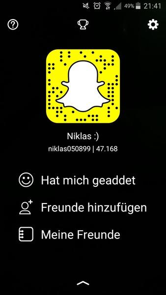 Snapchat name