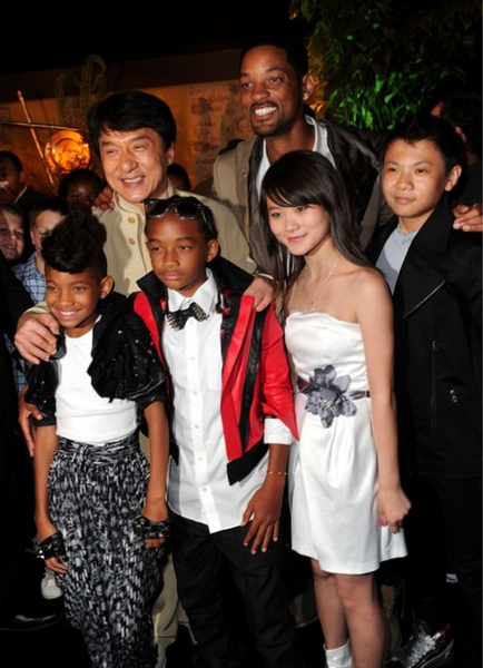 pic with jaden