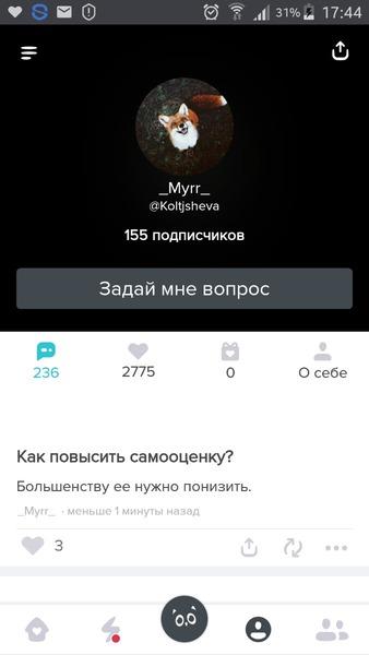 скок подписчиков скриншотик