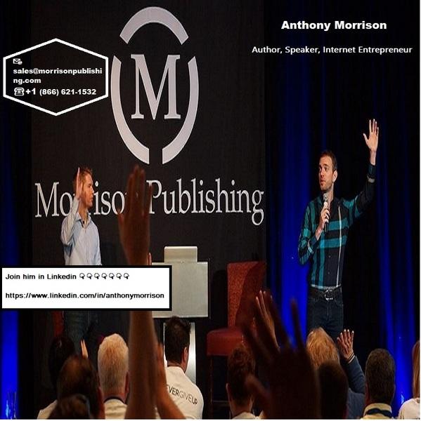 Lets Connect On Linkedin  Anthony Morrison
