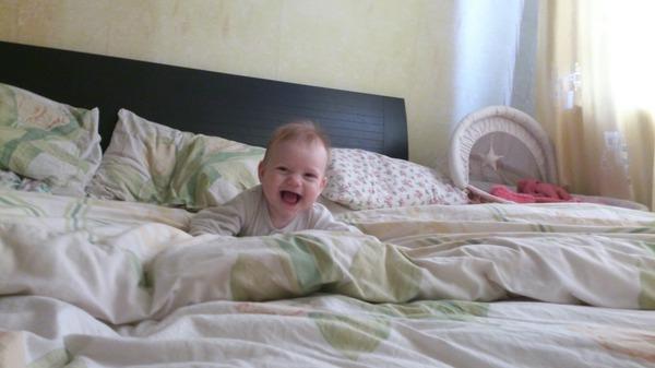 Postita pilt oma voodist