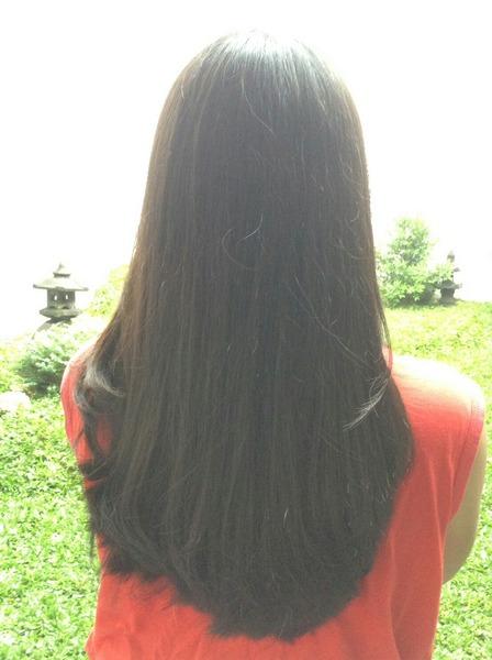 pap rambut cici dong
