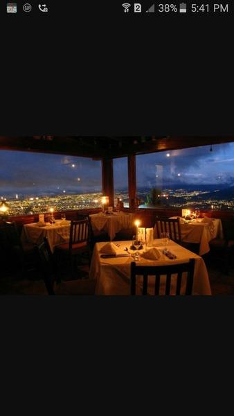 Cuál es el mejor lugar de tu ciudad para una cena romántica