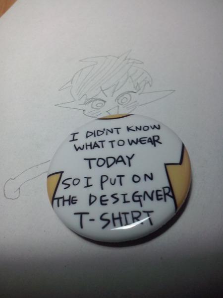 您最喜歡 T 恤衫上印有什麼圖案
