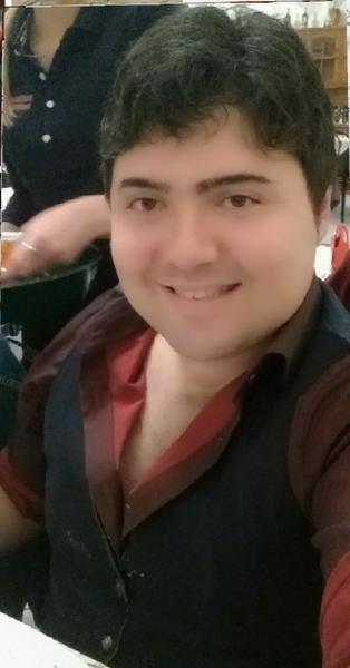 Un selfie di stasera