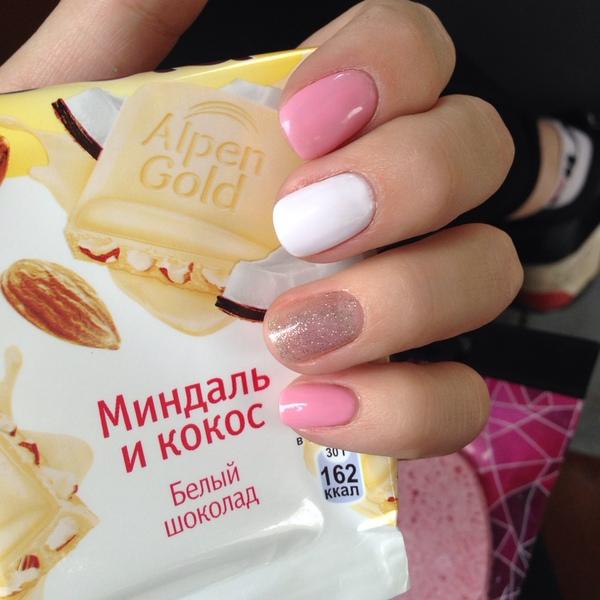 Какого цвета твои ногти