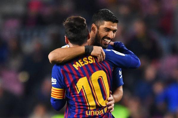 Messi bardzo pomógł mi w osobistym rozwoju Od samego początku czuliśmy