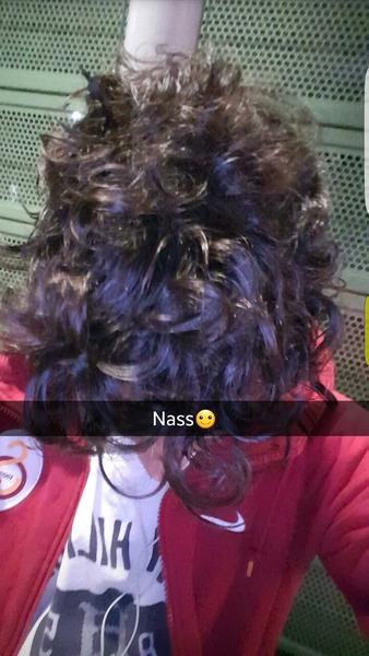 Bild von Haare