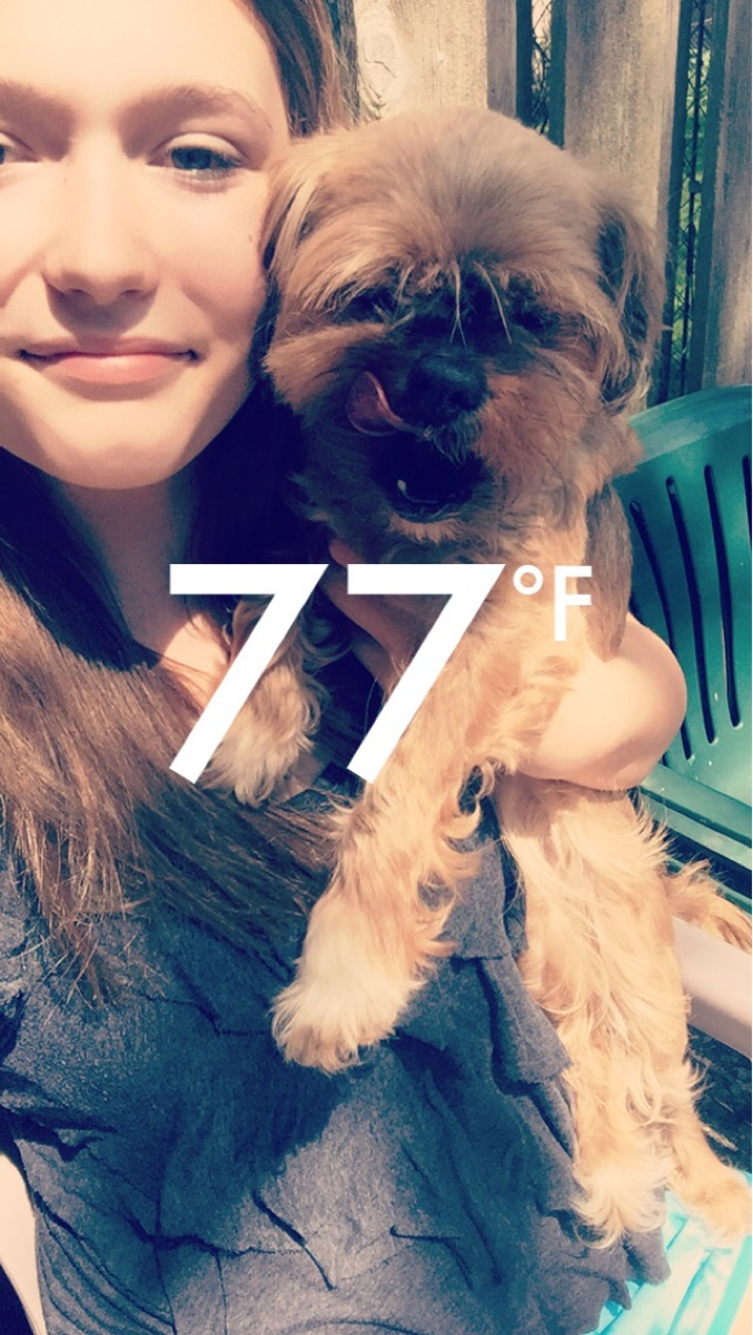 Post your favorite selfie