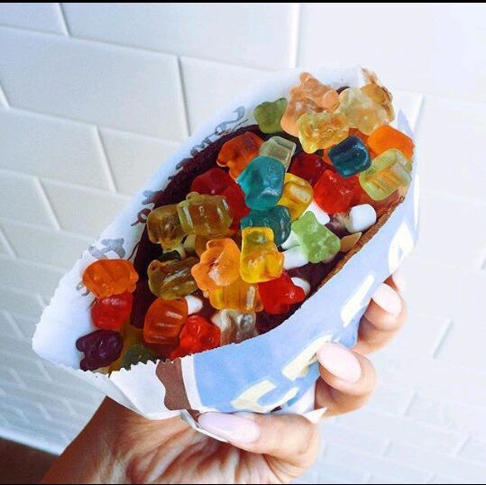 какие сладости ты хочешь в данный момент