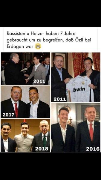 Özil aus der Nationalmannschaft raus  Sag mal bitte deine ehrliche Meinung