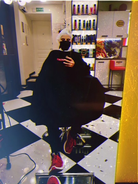 Как часто ты ходишь в парикмахерскую