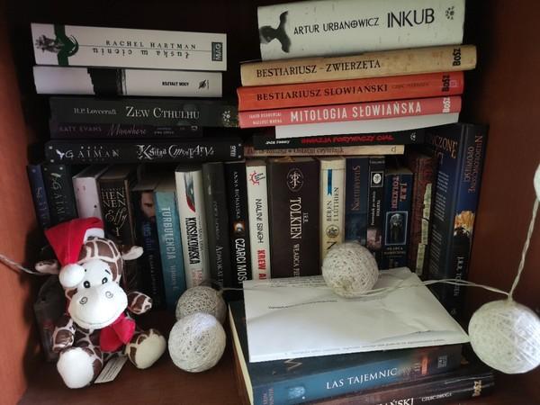 Pokażesz kolekcję swoich książek