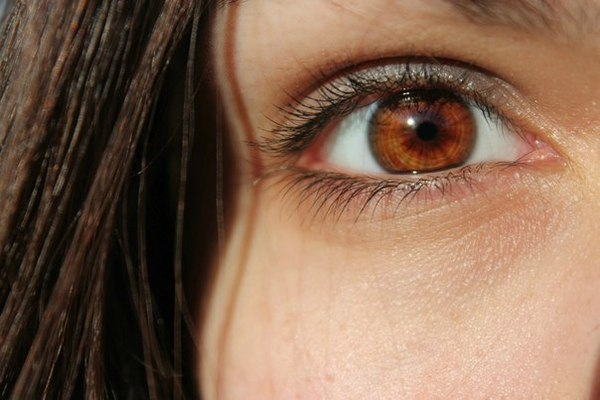 Какой у тебя цвет глаз