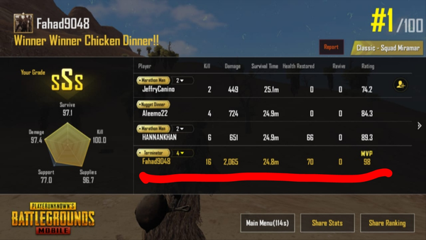 I killed 12 ppl in pubg what about you