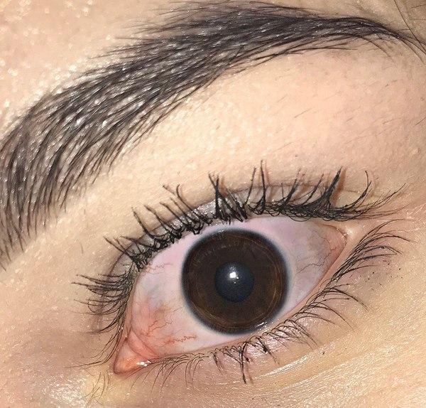 Какого цвета у тебя глаза Прикрепи фоточку 3