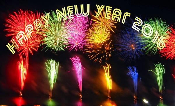 Pijanego sylwestra i szczęśliwego nowego roku