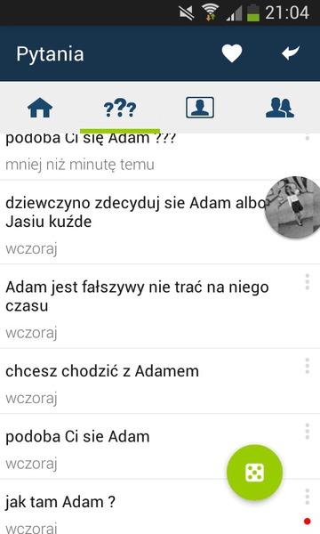 podoba Ci się Adam