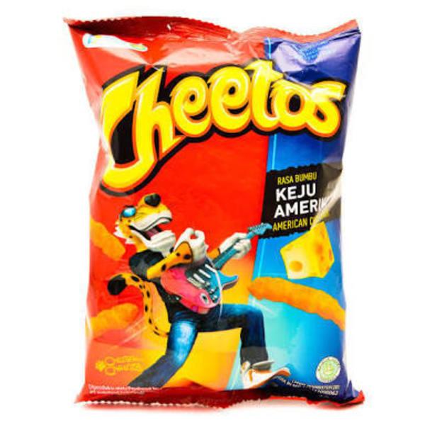 Cheetos or Doritos