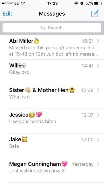 Texts pap