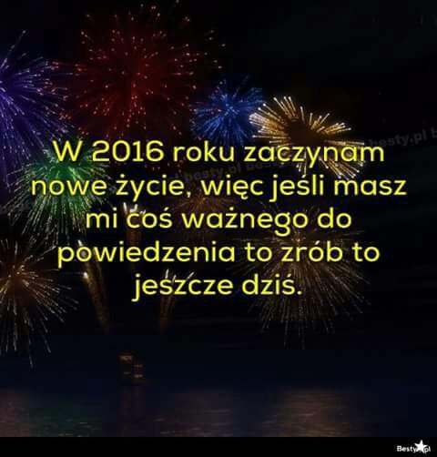 Hej  Udanego Sylwestra i Szczęśliwego Nowego Roku