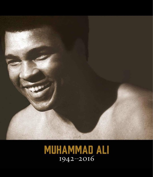 Du kamst als König und gingst als Legende RIP Muhammad Ali