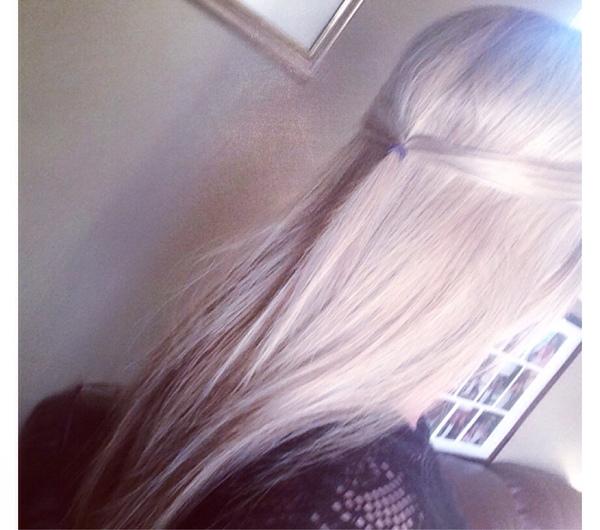 Pap ur hair please