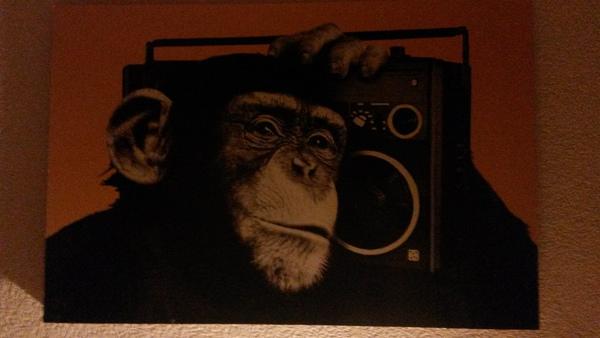 Czy masz jakieś dzieła sztuki lub plakaty na ścianie Fotka