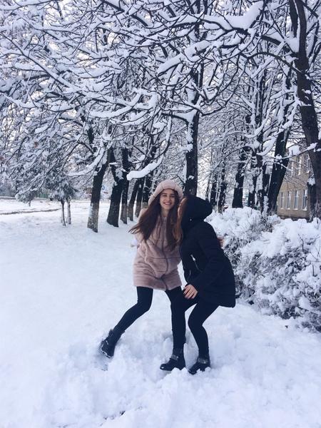 Нравится зима