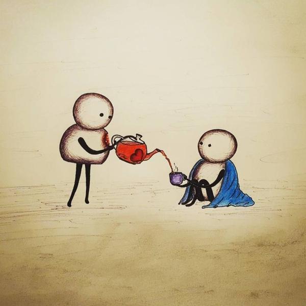 ты предпочитаешь давать или брать