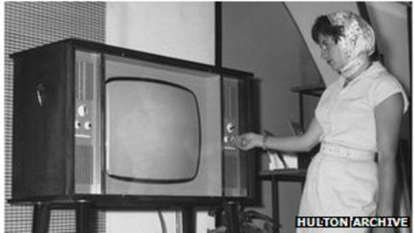 Tenés o tuviste televisión  tubo  No plasmasni led ni smart