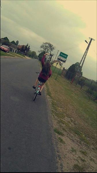 Lubisz jeździć na rowerze w