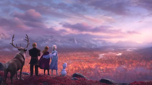 Der erste Trailer zu Frozen2 ist da Welche Geheimnisse birgt der DisneyTeaser