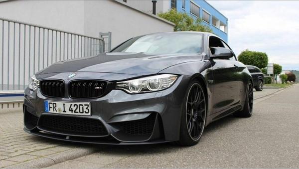 BMW fahren macht Spaß