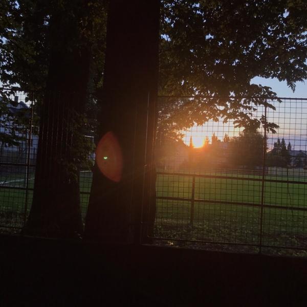 Zveřejníš fotku dnešního západu slunce Nebo zveřejni fotku včerejšího západu