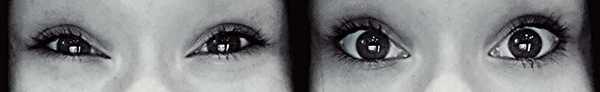 Jaki masz kolor oczu  o
